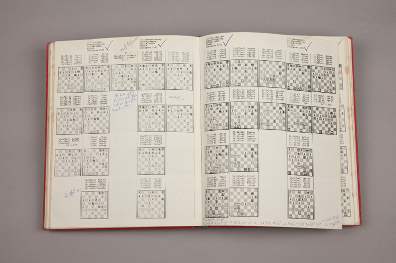 Bobby Fischer's Red Book, History of Chess