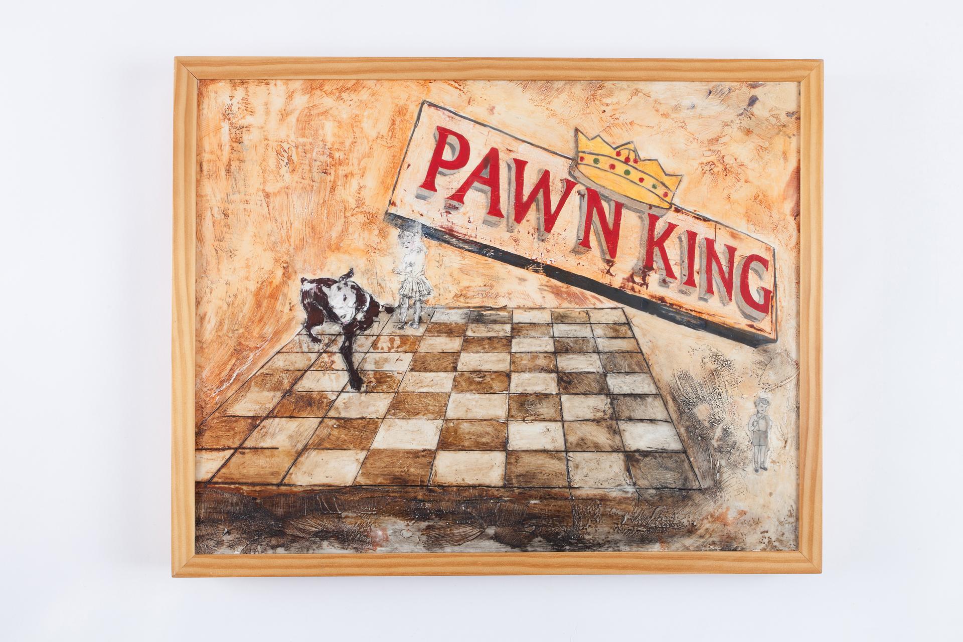 Deborah Douglas, Pawn King, 2017