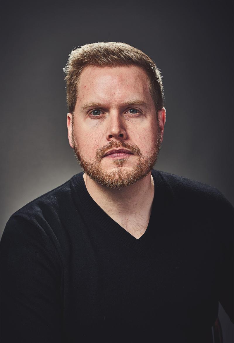 Bjorn Ranheim, Photo by Matt Kile