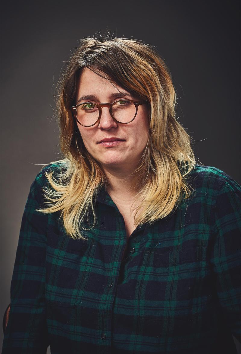 Jessica Baran, Photo by Matt Kile