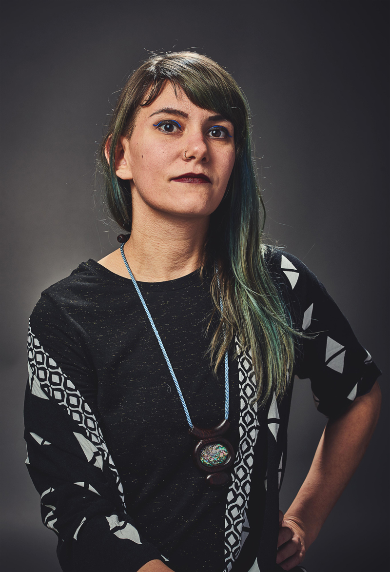 Nika Marble, Photo by Matt Kile