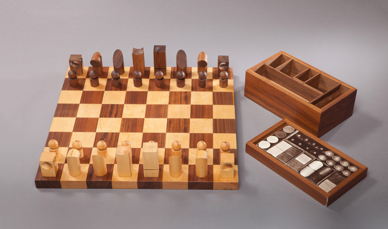 Walter Browne's Hollendonner Chess Set