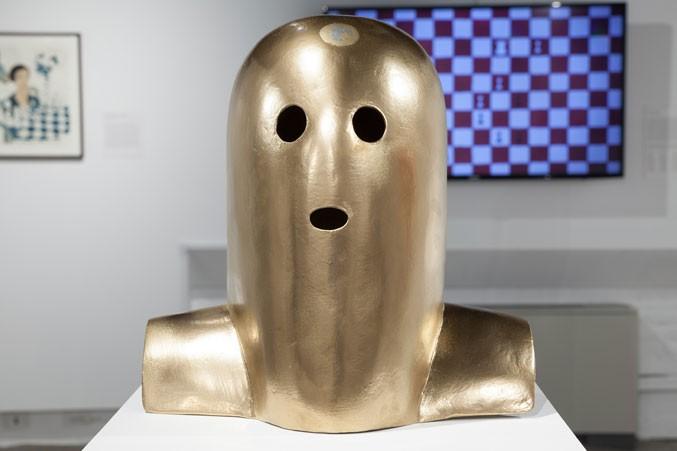 Marcel Dzama, Golden Knight