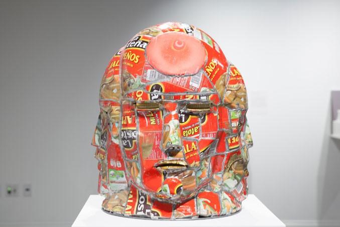 Marcel Dzama, The Red King's Head