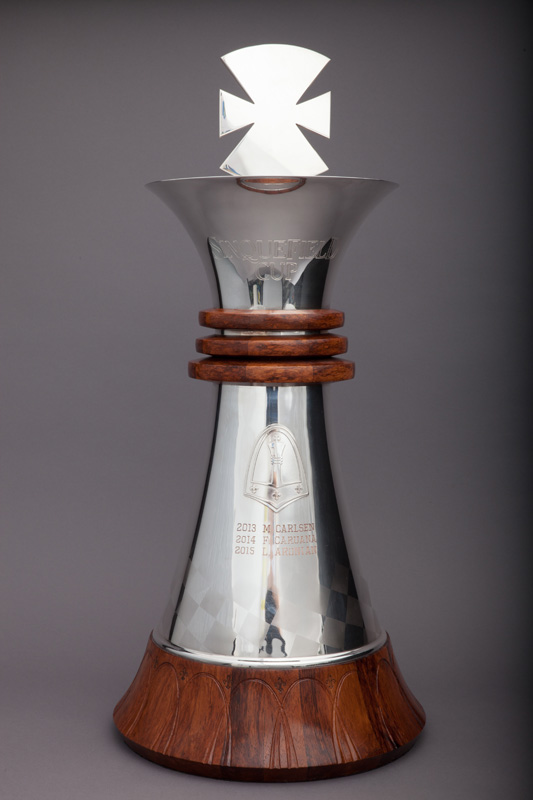 Sinquefield Cup Trophy