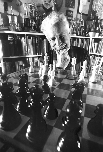Arpad Elo, One of the Founders of the U.S. Chess Federation