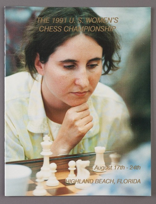 Her Turn: Revolutionary Women of Chess | World Chess Hall of