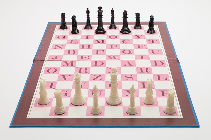 John Waddington LTD., Chessword, 1972