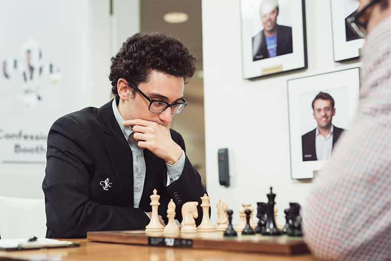 US Chess: 80 Years | World Chess Hall of Fame