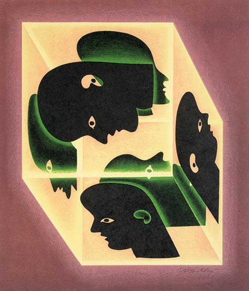 Axonometrie, 1969
