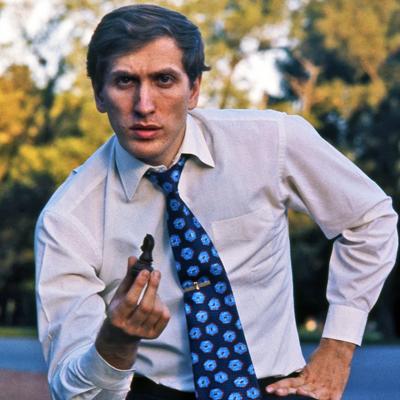 Harry Benson CBE, Bobby Fischer in Buenos Aires, 1971