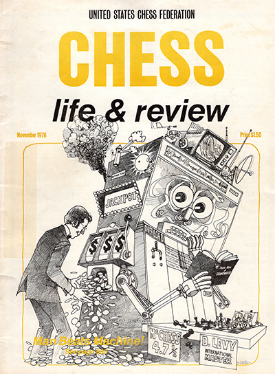 Chess Life & Review, Vol. 33, No. 11