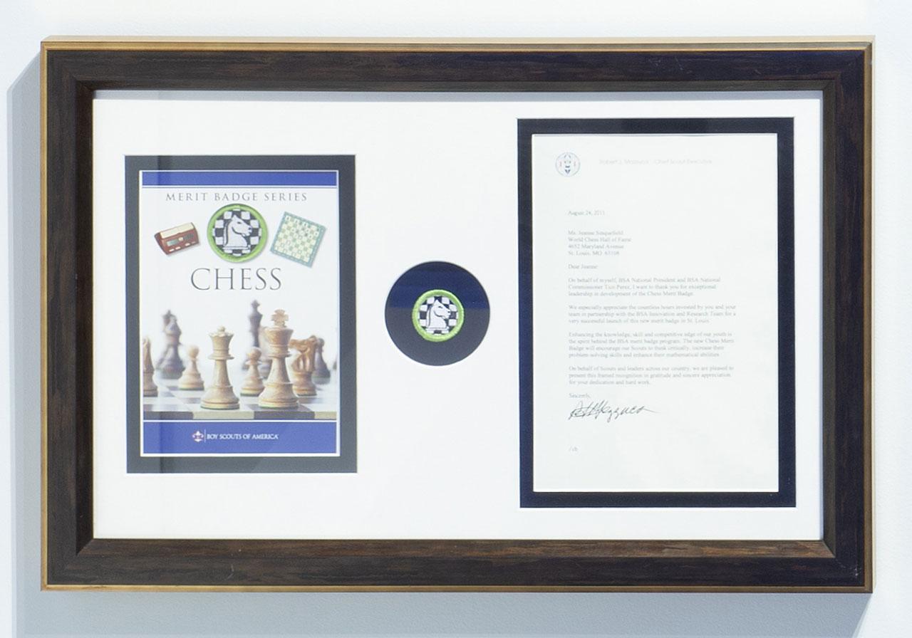 BSA Chess Merit Badge
