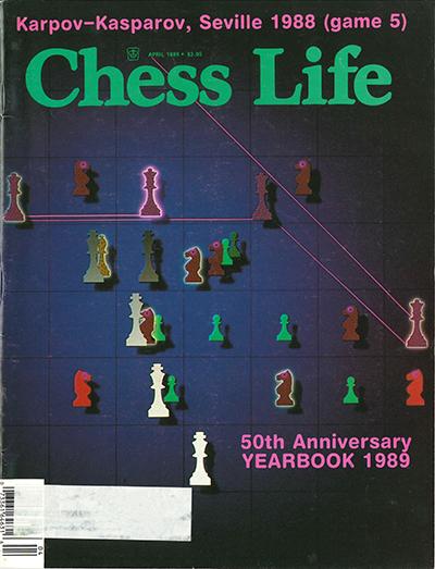 Chess Life, Vol. 44, No. 4