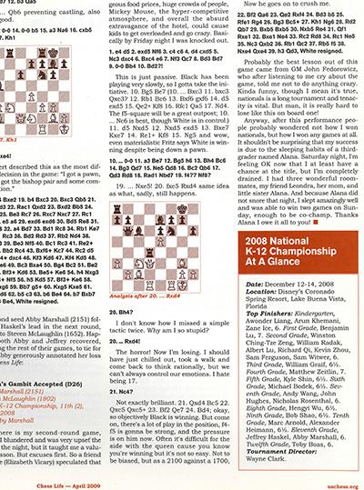 Chess Life, Vol. 64, No. 4