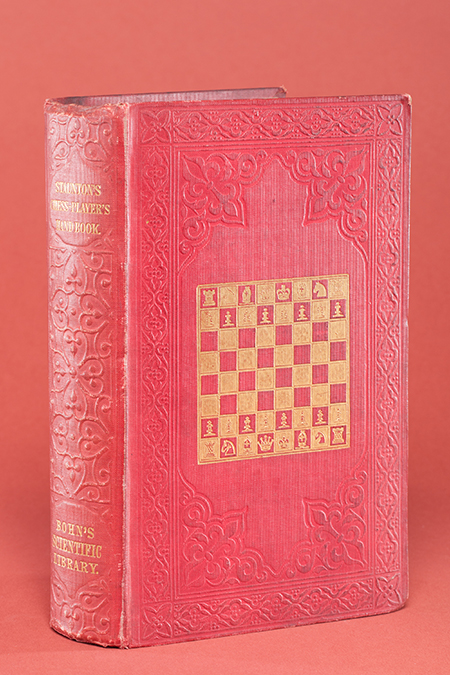 The Chess Player's Handbook, 1848