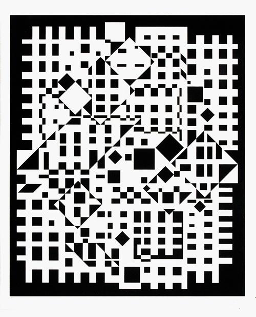 Cintra-Neg, edition 40/250, 1975