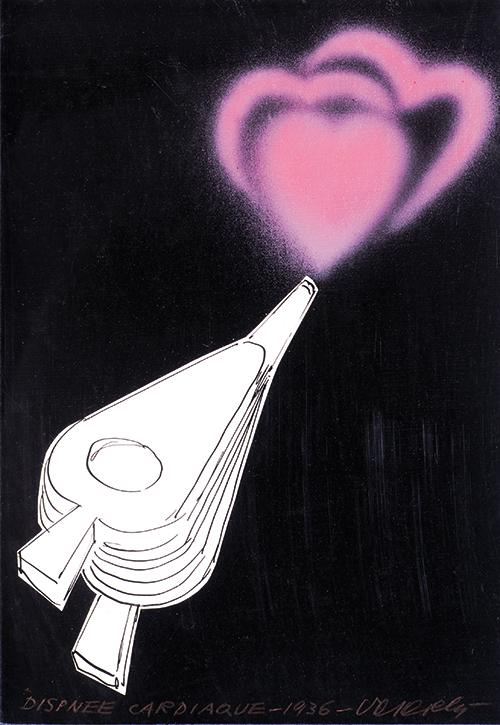 Dispnée Cardiaque, 1936