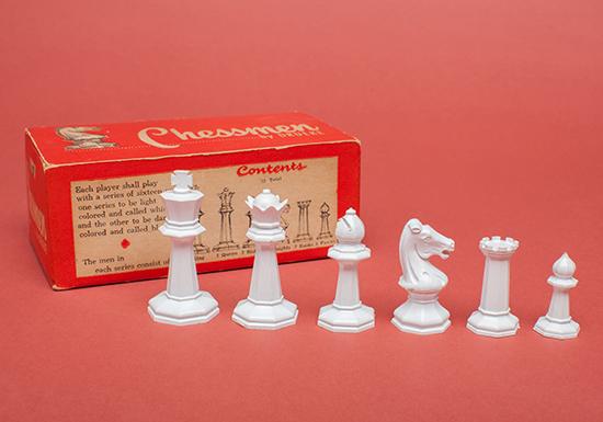 Chessmen No. 21, Date Unknown