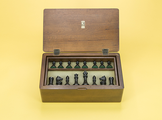 Drueke Players' Choice with Wooden Box, c 1964-87