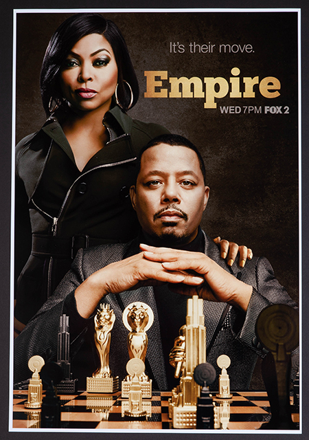 Empire Poster, 2018
