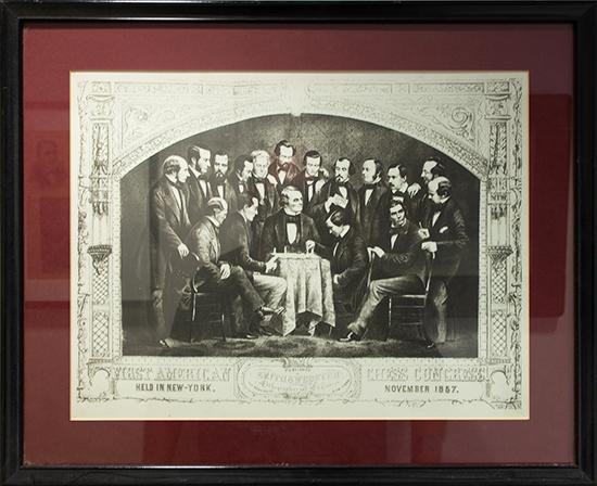 First American Chess Congress, 1857