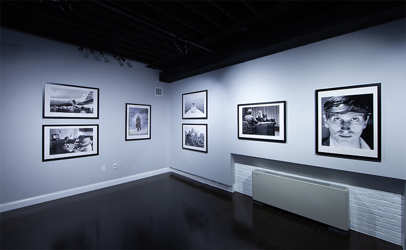 Harry Benson: Kings & Queens Gallery View