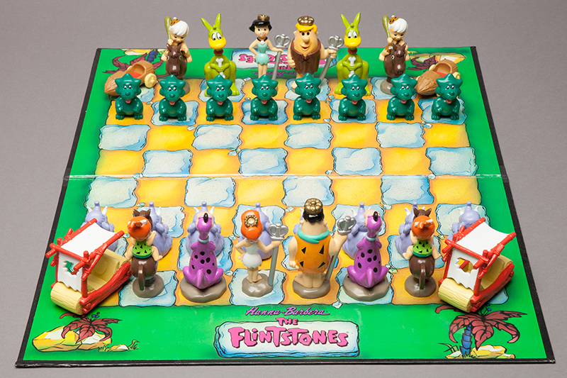 Flintstones 3-D Chess, 1993