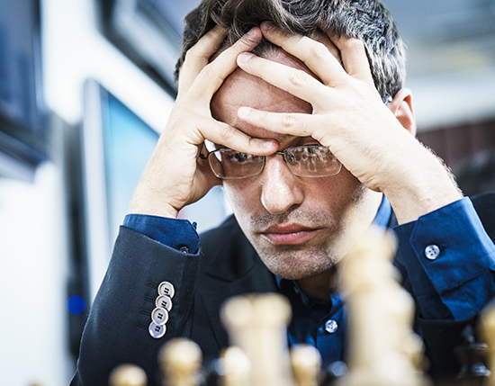 Levon Aronian, Winner of the 2017 Saint Louis Rapid & Blitz