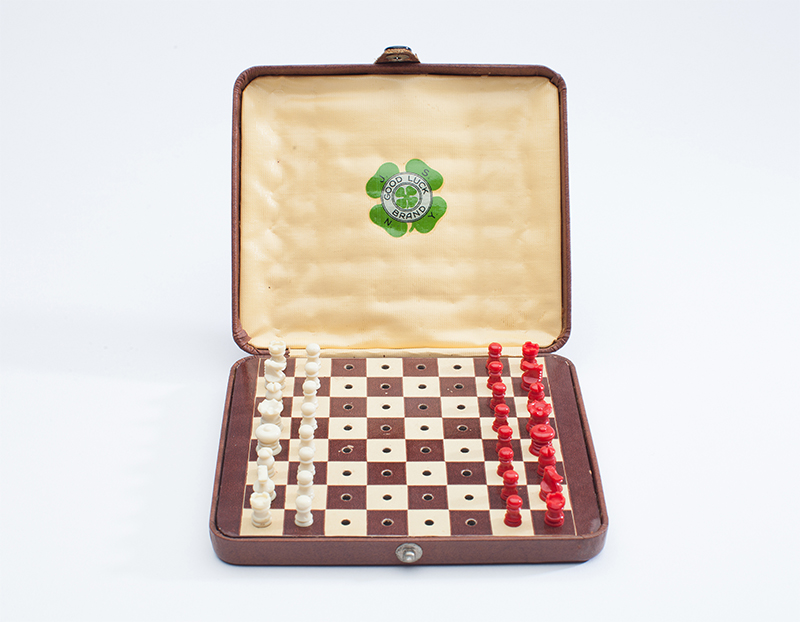Good Luck Brand Travel Chess Set