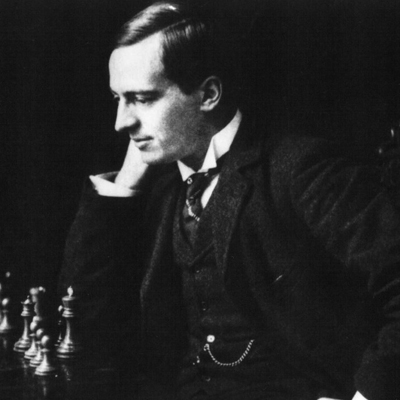 Harry Nelson Pillsbury (1872-1906). Photo: World Chess Hall of Fame