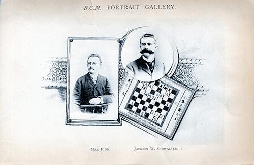 British Chess Magazine, June 1892