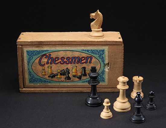K & C Ltd. London Chessmen, Date Unknown