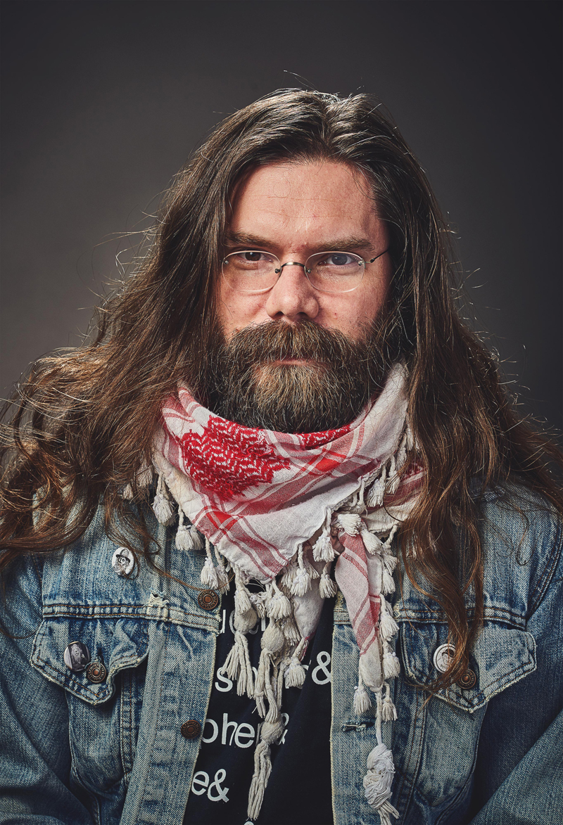 Nathaniel Farrell, Photo by Matt Kile
