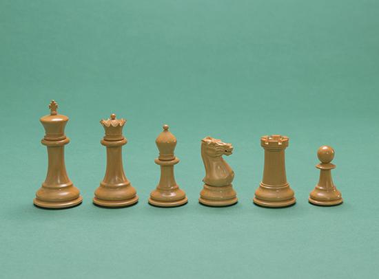 Marshall Series Staunton Chess Set, 2016