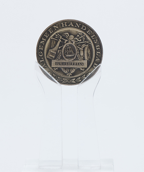 Jacqueline Piatigorsky's Individual Medal from the 1957 Olympiad