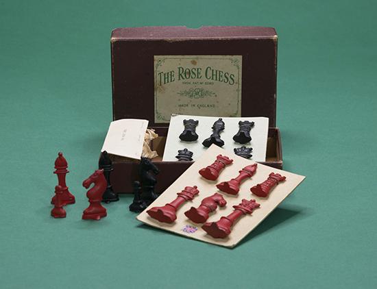 The Rose Chess Staunton-Variant Set, 1940