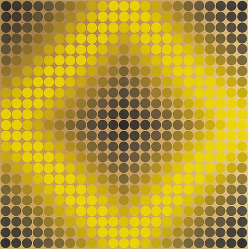 Série CTA, edition 1/250, 1966