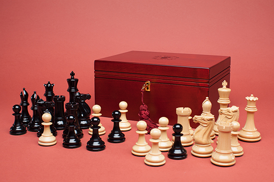 2013 Sinquefield Cup Chess Set