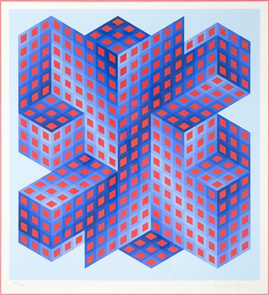 Sinvilag (portfolio Diam, 1988), edition 158/250, 1988