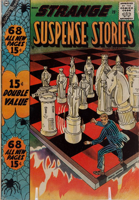Strange Suspense Stories, Vol. 1, No. 36