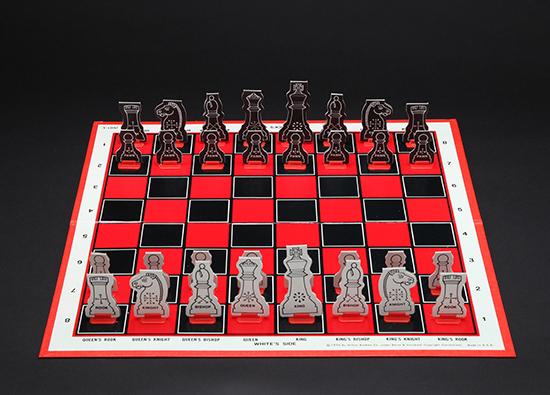 Tournament Chess Tutor Set, 1976