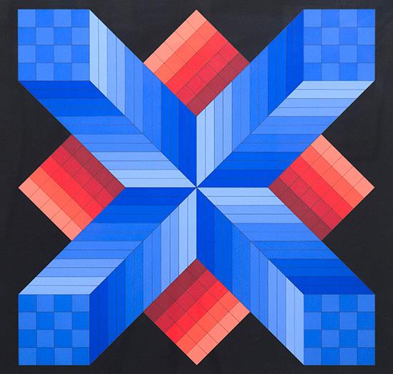 Vallas (portfolio Vancouver, 1982), edition E.A.V. IV/V, 1982