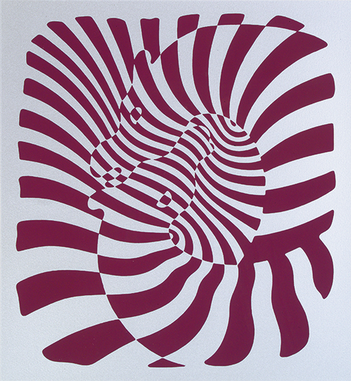 Zébres, edition 172/200, 1965, created between 1938-1942