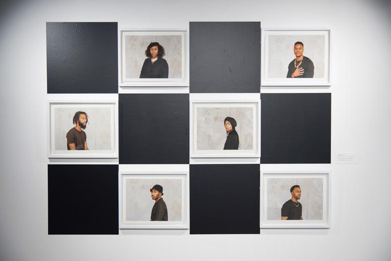Adrian Octavius Walker, Black Rank, 2017