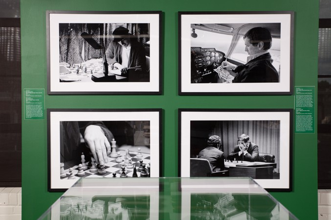 Bobby Fischer Photos by Harry Benson CBE.