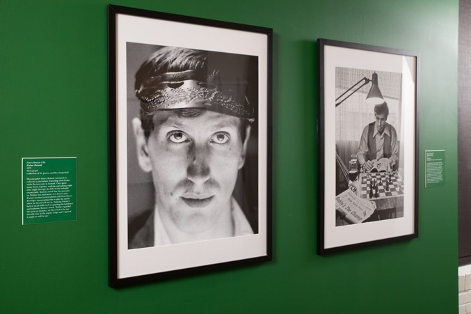 Bobby Fischer Photos by Harry Benson.