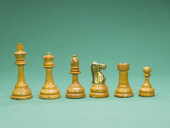 Bird's Staunton Chessmen, 1890
