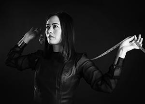 Emily Brady Koplar, photographed by Geoff Story, TOKY