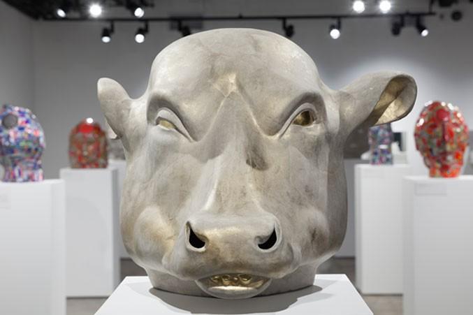Marcel Dzama, Golden Calf